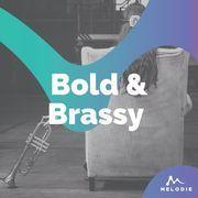 Bold and brassy