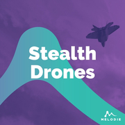 Stealth drones